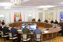 Zasedání bezpečnostní rady státu