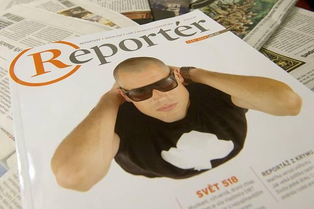 Měsíčník Reportér