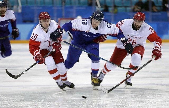 Slovensko v zápase proti Rusku