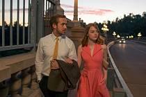 Ryan Gosling a Emma Stoneová