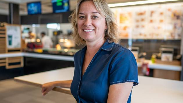 Silvie Muranská je franšízantkou, provozuje pět restaurací McDonald's