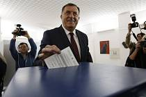 Prezident bosenské Republiky srbské Milorad Dodik.