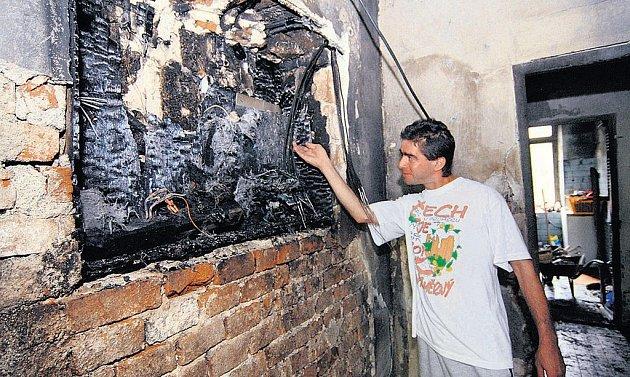 PRONAJMOUTDŮMBEZOHLEDNÉMU NÁJEMNÍKOVI může stavbu vážně ohrozit.