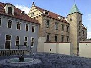 Staré purkrabství na pražském Vyšehradě