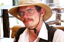 Německý turista Daniel Dudzisz