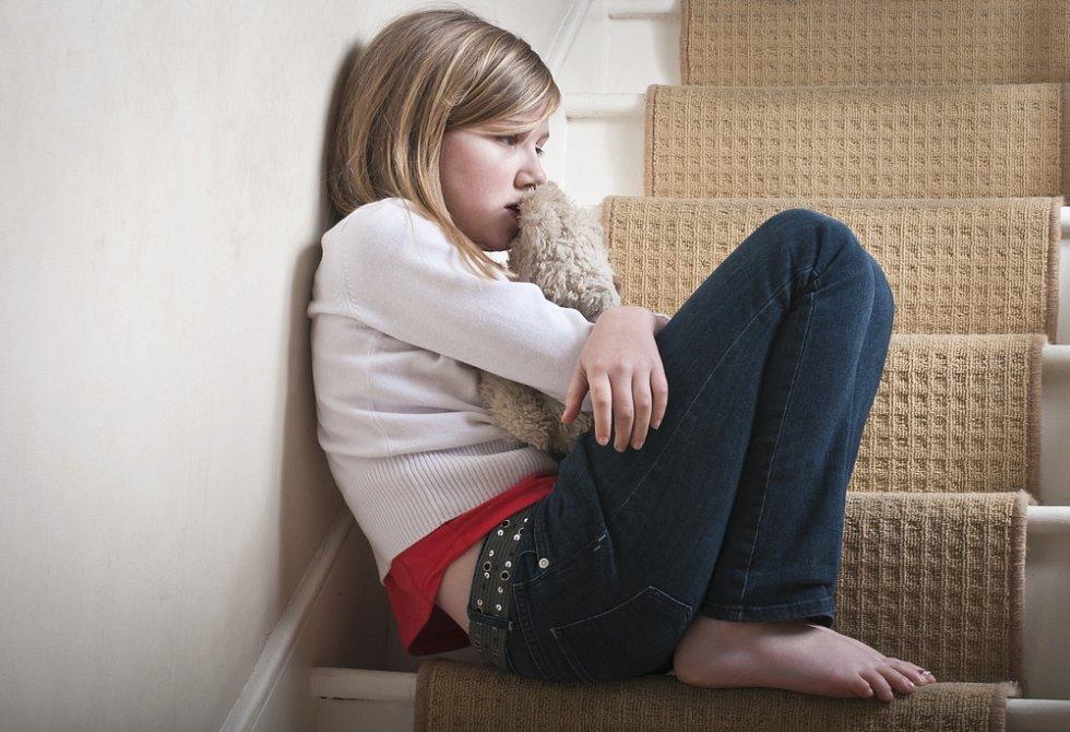 Zneužívání dětí. Velký problém mnoha zemí.