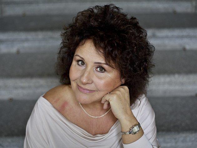 Zpěvačka Jitka Zelenková.