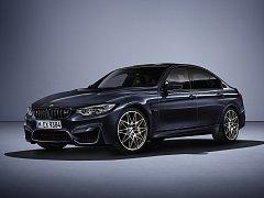 BMW M3 v edici 30 Years M3.