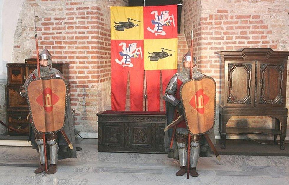Pokus o rekonstrukci litevského těžkooděného bojovníka ze 14. až 15. století