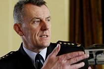 Generální ředitel vězeňské služby Jiří Tregler.