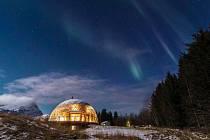 Dům na polárním kruhu