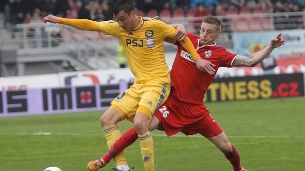 Brno - Jihlava: Radek Buchta a Peter Šulek
