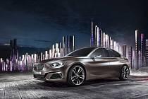 Koncept BMW Compact Sedan.