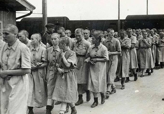 Ženy v Auschwitzu