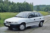 Auto Opel Astra