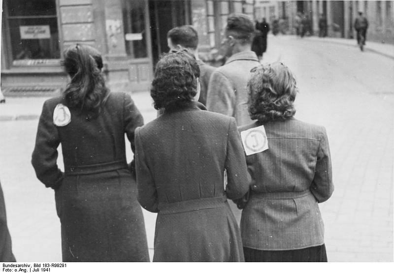 Ženy z vilniuského ghetta