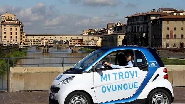 Alternativní doprava. Už brzy bude takový obrázek běžný i v některém českém městě.