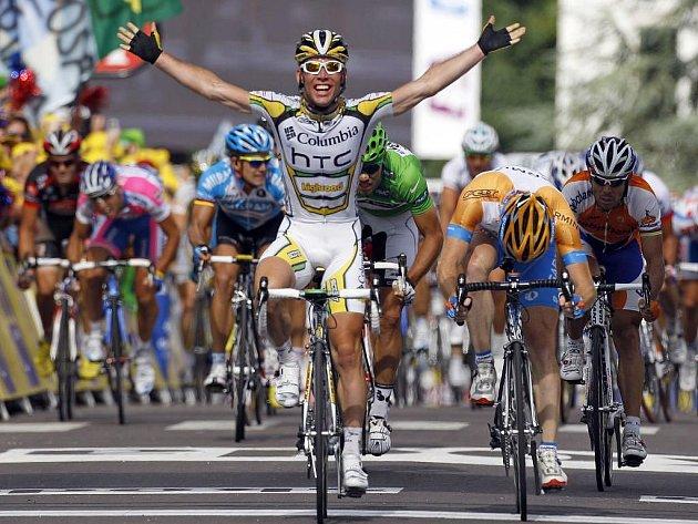 Nepolapitelný Brit Cavendish na Tour opět triumfoval.