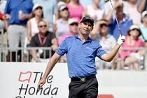 Golfista Padraig Harrington.