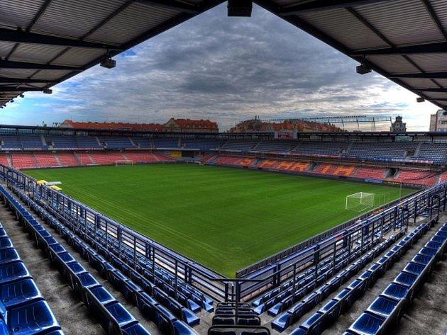 Stadion fotbalové AC Sparta Praha.