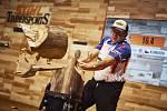 Do Česka zavítají nejlepší světoví dřevorubci