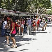 Setkání mladých katolíků v Madridu