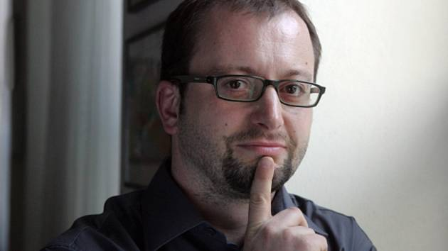 Politolog Jan Outlý.