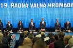 Valná hromada Fotbalové asociace ČR