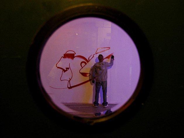 První festival street artu a graffitů Namesfest v České republice probíhá od 26. srpna do 6. září v Praze.