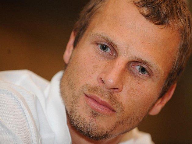 Fotbalový obránce David Rozehnal.