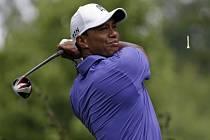 Tiger Woods na PGA Championship ve Valhalle.
