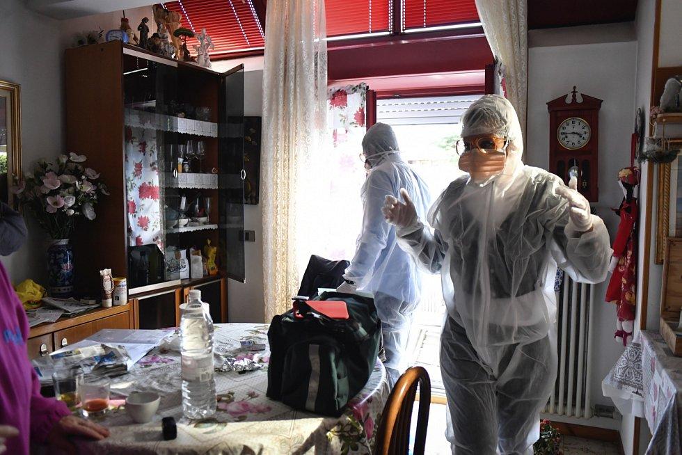 Koronavirus v Itálii - Ilustrační foto