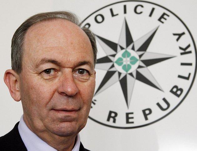 Šéf útvaru pro ochranu ústavních činitelů Lubomír Kvíčala