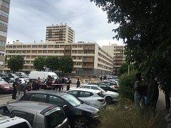 Incident v Marseille