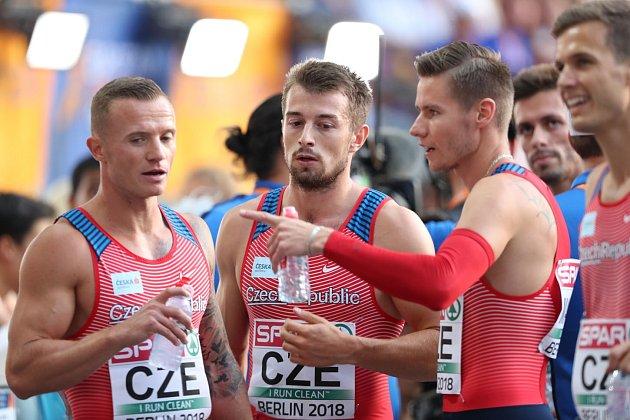 Poslední den mistrovství Evropy vAtletice vBerlíně.