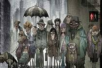 8. listopadu se dočkáme v kinech zajímavé podívané s titulem Obchod se sebevrahy v podobě animovaného muzikálu.