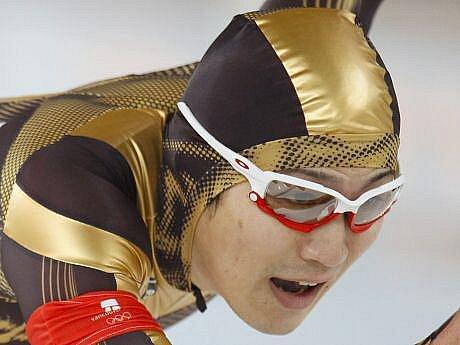 Japonský rychlobruslař Džodži Kato získal na olympiádě ve Vancouveru bronz.