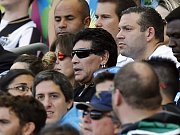 Argentina - Írán: Diego Maradona