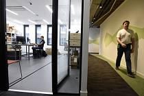 První korporátní kancelář společnosti Amazon v Praze byla slavnostně otevřena 22. června.