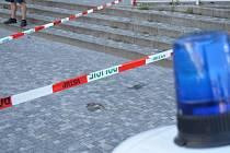 V Praze na Smíchově dnes odpoledne pobodal sedmačtyřicetiletý muž tři lidi ve věku šestadvacet až čtyřicet let. Incident se stal krátce po 14:30 nedaleko tramvajové zastávky Anděl.