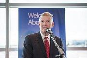 Monty Oliver, viceprezident společnosti Boeing pro obchod vEvropě