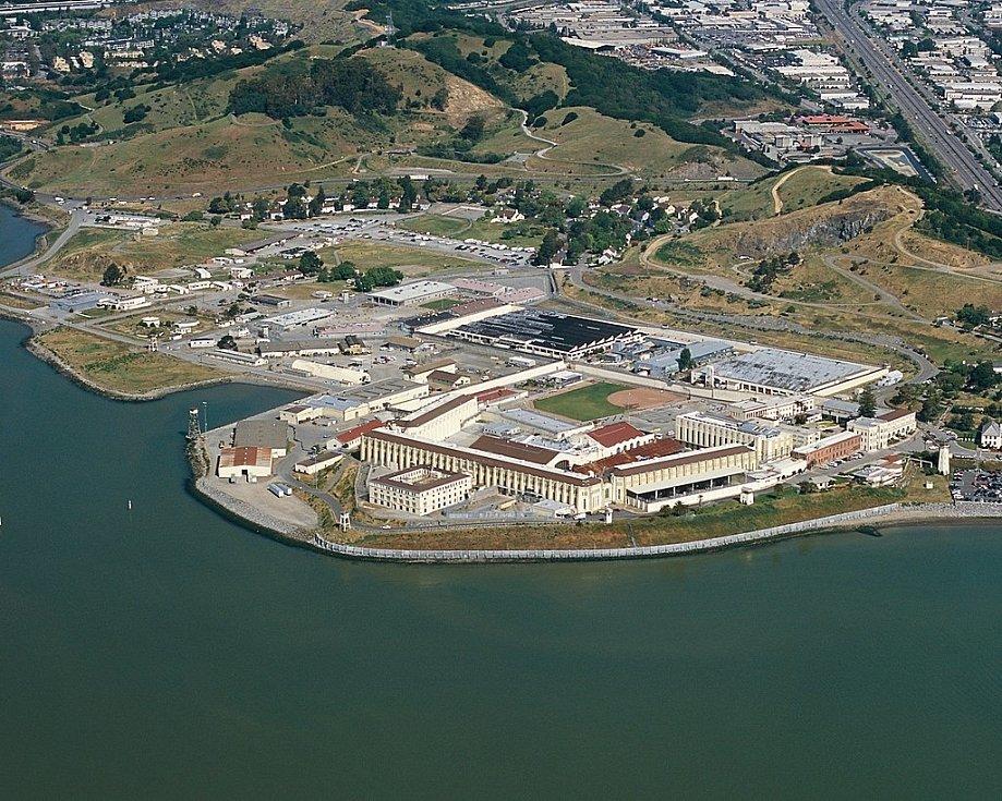 Vrah byl odsouzen k trestu smrti a čekal na vykonání rozsudku v kalifornské věznici San Quentin