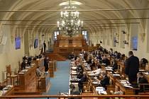 Schůze Senátu. Ilustrační snímek