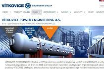VÍTKOVICE POWER ENGINEERING a.s