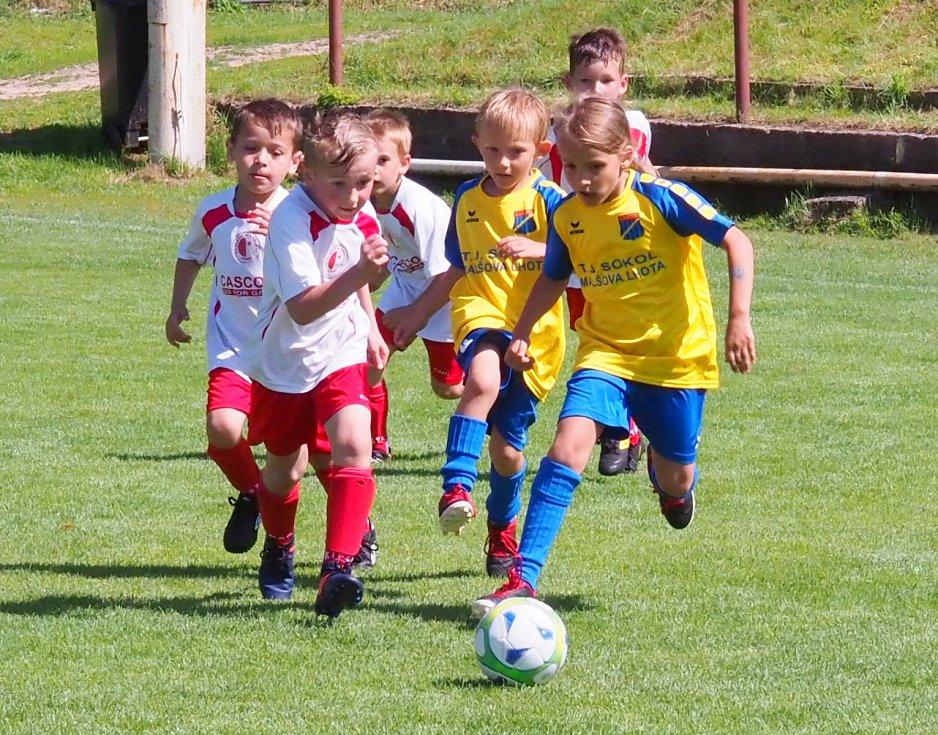 Na rozloučenou s fotbalovou sezonou v červnu 2019 uspořádal Okresní fotbalový svaz Hradec Králové Memoriál Josefa Součka minipřípravek pro nejmladší adepty fotbalu.