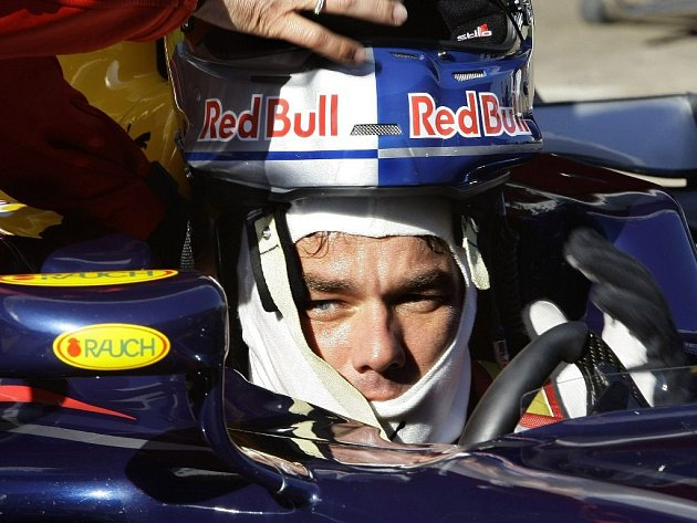 Mistr světa v rallye Francouz Sebastien Loeb testoval ve Španělsku formuli jedna.