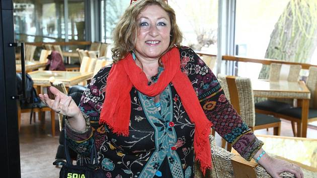 Halina Pawlowská.