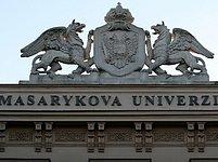 Jedna z fakult Masarykovy Univerzity v Brně. Ilustrační snímek.
