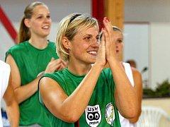 Basketbalistka Hana Horáková.