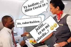 Vtip na koronavirus